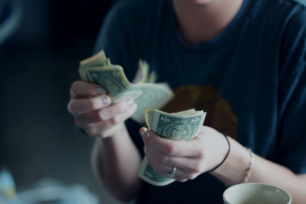Penger betyr mye for mennesker